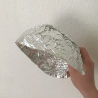 Tin foil hat – with manual