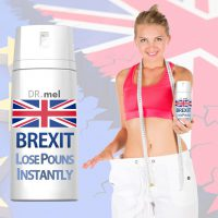 BREXIT –  Lose weight fast
