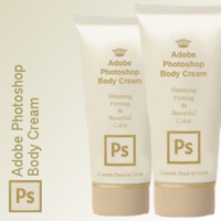 Photoshop Body Cream