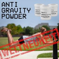 Anti-Gravity-Powder